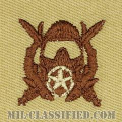 特殊作戦潜水責任者章(Diver Badge, Special Operations Diving Supervisor)[デザート/パッチ]の画像