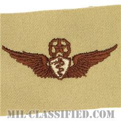 飛行医師章 (マスター)(Flight Surgeon, Master)[デザート/パッチ]の画像