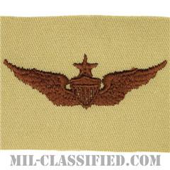 飛行士章 (シニア・パイロット)(Army Aviator (Pilot), Senior)[デザート/パッチ]の画像
