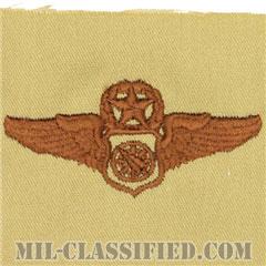 空中戦闘管制章 (マスター)(Air Battle Manager Badge, Master)[デザート/パッチ]の画像
