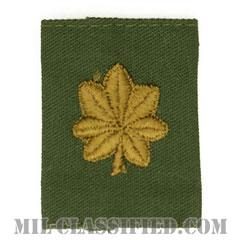 少佐(Major (MAJ))[サブデュード/ゴアテックスパーカー用スライドオン階級章]の画像