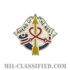 第196歩兵旅団(196th Infantry Brigade)[カラー/クレスト(Crest・DUI・DI)バッジ]の画像