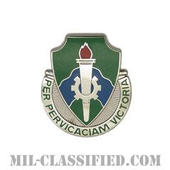 ポートランド大学予備役将校訓練課程(University of Portland ROTC)[カラー/クレスト(Crest・DUI・DI)バッジ]の画像
