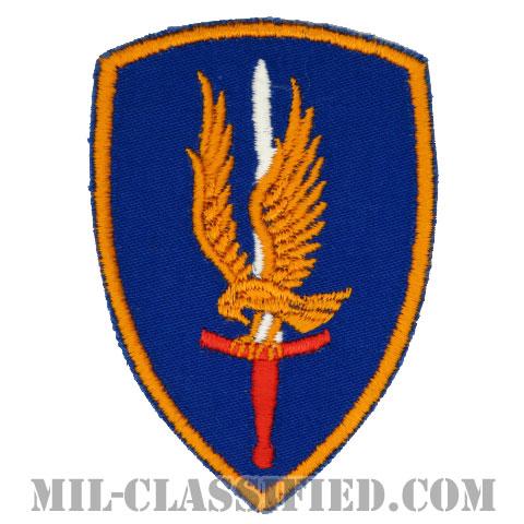 第1航空旅団(1st Aviation Brigade)[カラー/カットエッジ/パッチ/ローカルメイド/1点物]の画像