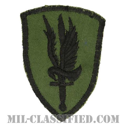 第1航空旅団(1st Aviation Brigade)[サブデュード/カットエッジ/パッチ/ローカルメイド/1点物]の画像