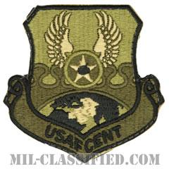 空軍中央コマンド(Air Forces Central Command)[OCP/カットエッジ/ベルクロ付パッチ]の画像