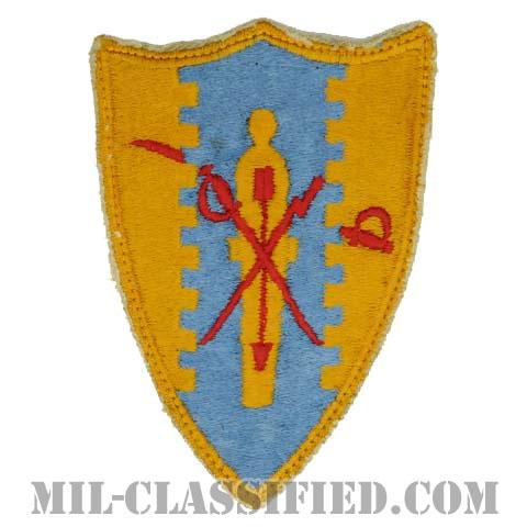 第4騎兵連隊(4th Cavalry Regiment)[カラー/カットエッジ/パッチ/中古1点物]の画像