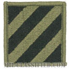 第3歩兵師団(3rd Infantry Division)[サブデュード/メロウエッジ/パッチ]画像