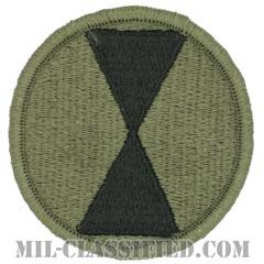 第7歩兵師団(7th Infantry Division)[サブデュード/メロウエッジ/パッチ]画像