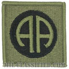 第82空挺師団(82nd Airborne Division)[サブデュード/メロウエッジ/パッチ]画像