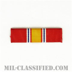National Defense Service Medal [リボン(略綬・略章・Ribbon)]画像