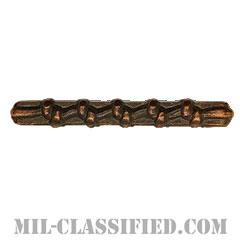 ノッテッド5 (ブロンズ)(Bar, Knotted 5, Bronze)[リボン用デバイス(Attachment Device)]の画像