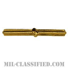 ノッテッド1 (ゴールド)(Bar, Knotted 1, Gold)[リボン用デバイス(Attachment Device)]の画像