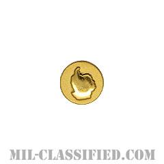 ウィンターオーバー (ゴールド)(Disk, Wintered Over, Gold)[リボン用デバイス(Attachment Device)]の画像