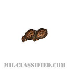 オークリーフクラスター2 (ブロンズ)(Oak Leaf Cluster, 2, Bronze)[リボン用デバイス(Attachment Device)]の画像