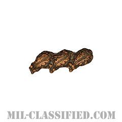 オークリーフクラスター3 (ブロンズ)(Oak Leaf Cluster, 3, Bronze)[リボン用デバイス(Attachment Device)]の画像