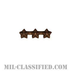"""スター3 (ブロンズ)(Battle Star 3/16"""", 3, Bronze)[リボン用デバイス(Attachment Device)]の画像"""