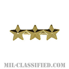 """スター3 (ゴールド)(Battle Star 5/16"""", 3, Gold)[リボン用デバイス(Attachment Device)]の画像"""