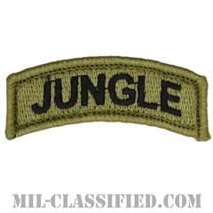 ジャングルタブ(Jungle Tab)[OCP/メロウエッジ/ベルクロ付パッチ]の画像