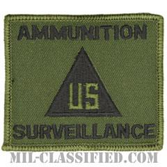 民間・軍属・非戦闘員(弾薬監視)(Ammunition Surveillance, Civilians, Nonconbatant)[サブデュード/メロウエッジ/パッチ]の画像