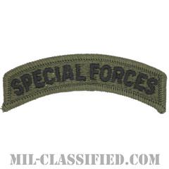 スペシャルフォースタブ(Special Forces Tab)[サブデュード/メロウエッジ/パッチ]画像