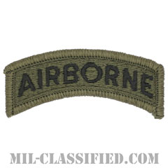 エアボーンタブ(Airborne Tab)[サブデュード/メロウエッジ/パッチ]の画像