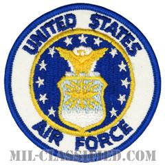 アメリカ空軍(UNITED STATES AIR FORCE)[カラー/メロウエッジ/パッチ]の画像