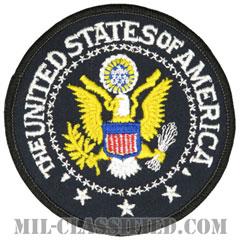 アメリカ合衆国(THE UNITED STATES OF AMERICA)[カラー/メロウエッジ/パッチ]の画像