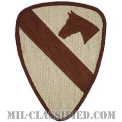 第1騎兵師団(1st Cavalry Division)[デザート/メロウエッジ/パッチ]の画像