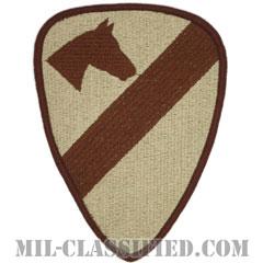 第1騎兵師団(リバース)(1st Cavalry Division (Reverse))[デザート/メロウエッジ/パッチ]の画像