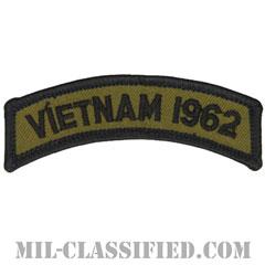 1962年ベトナム戦争ベテラン(VIETNAM 1962)[サブデュード/メロウエッジ/パッチ]の画像
