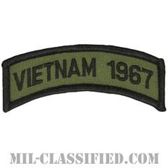 1967年ベトナム戦争ベテラン(VIETNAM 1967)[サブデュード/メロウエッジ/パッチ]の画像