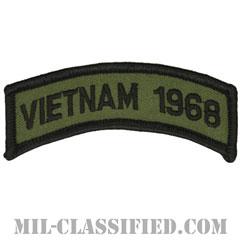 1968年ベトナム戦争ベテラン(VIETNAM 1968)[サブデュード/メロウエッジ/パッチ]の画像