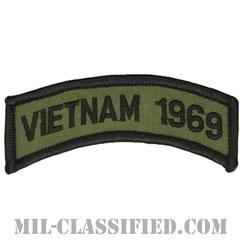 1969年ベトナム戦争ベテラン(VIETNAM 1969)[サブデュード/メロウエッジ/パッチ]の画像