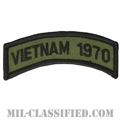 1970年ベトナム戦争ベテラン(VIETNAM 1970)[サブデュード/メロウエッジ/パッチ]の画像