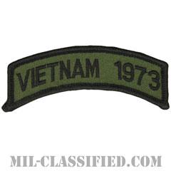 1973年ベトナム戦争ベテラン(VIETNAM 1973)[サブデュード/メロウエッジ/パッチ]の画像