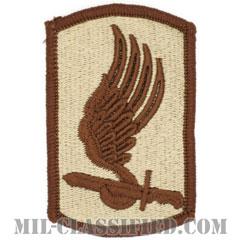 第173空挺旅団(173rd Airborne Brigade)[デザート/メロウエッジ/パッチ]画像