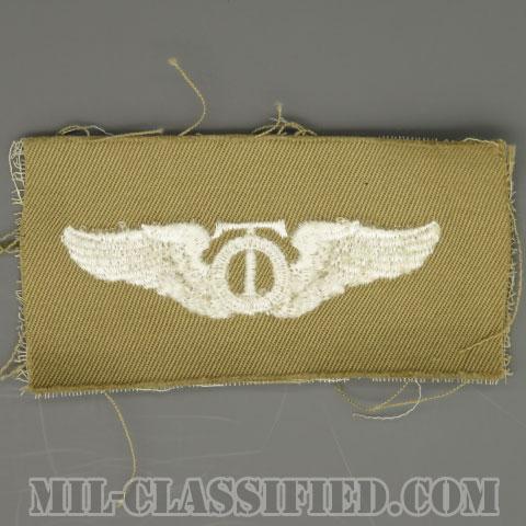 技術士章(Technical Observer Badge)[カラー/カーキ生地/パッチ/1点物]の画像