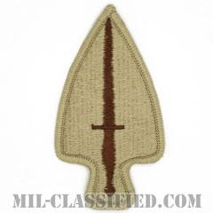 特殊作戦コマンド(Special Operations Command)[デザート/メロウエッジ/パッチ]の画像
