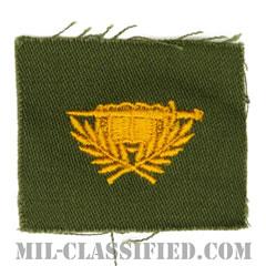 専門幕僚科章(Staff Specialist Corps)[カラー/兵科章/パッチ]の画像