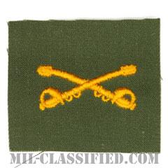 騎兵科章(Cavalry Branch Insignia)[カラー/兵科章/パッチ]の画像