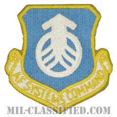 空軍システム軍団(Air Force Systems Command)[カラー/カットエッジ/パッチ]の画像