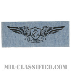 Enlisted Aviation Warfare Specialist[シャンブレーシャツ/アイロンパッチ]の画像