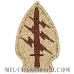 特殊部隊群(Special Forces Group)[デザート/メロウエッジ/パッチ]の画像