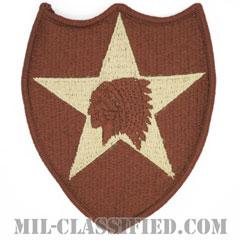 第2歩兵師団(2nd Infantry Division)[デザート/メロウエッジ/パッチ]の画像