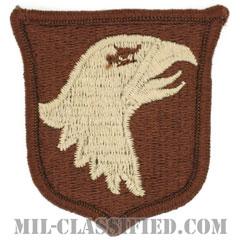 第101空挺師団(リバース)(101st Airborne Division (Reverse))[デザート/メロウエッジ/パッチ]の画像