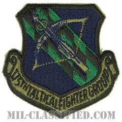 第175戦術戦闘群(175th Tactical Fighter Group)[サブデュード/カットエッジ/パッチ]の画像