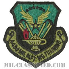 第443兵員空輸航空団(443rd Military Airlift Wing)[サブデュード/カットエッジ/パッチ]の画像