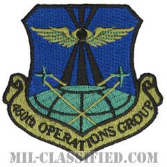 第460作戦群(460th Operations Group)[サブデュード/カットエッジ/パッチ]の画像