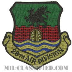 第28航空師団(28th Air Division)[サブデュード/カットエッジ/パッチ]の画像